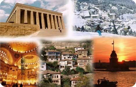 turizm artışında üçüncüyüz