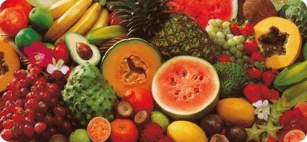 tropik meyve