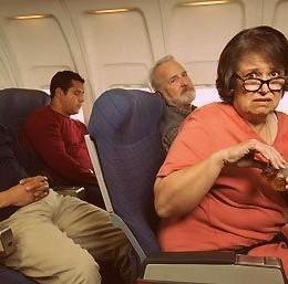 uçak koltukları