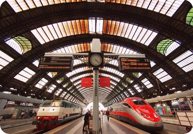 trenle yolculuk