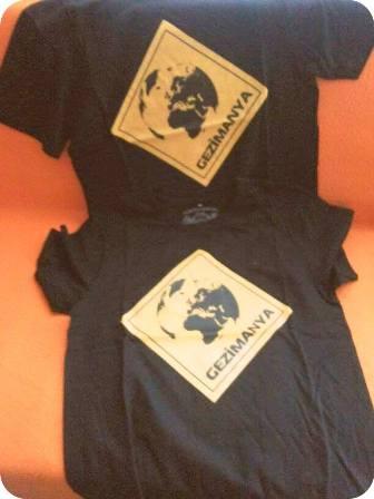 gezimanya t-shirt