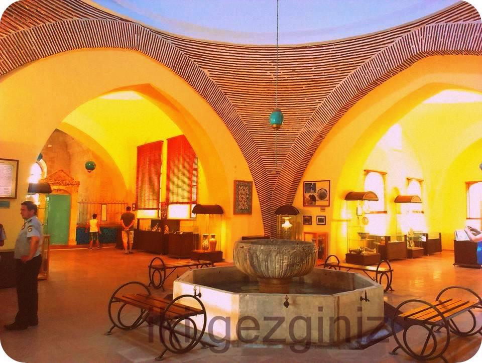 çini müzesi