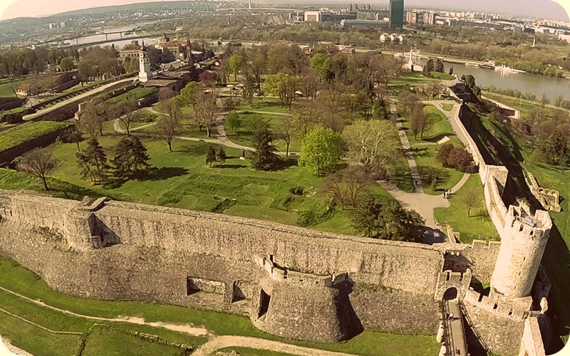 kalemegdan-from-above